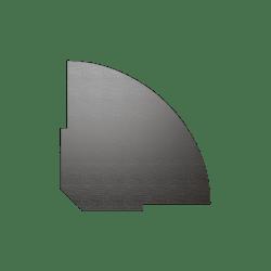 Полка для угловой секции (угловой элемент)