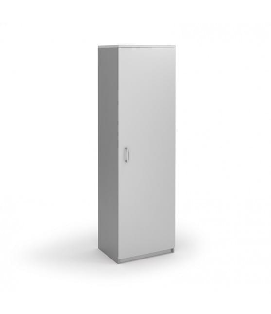 Шкаф для одежды однодверный с выдвижной штангой