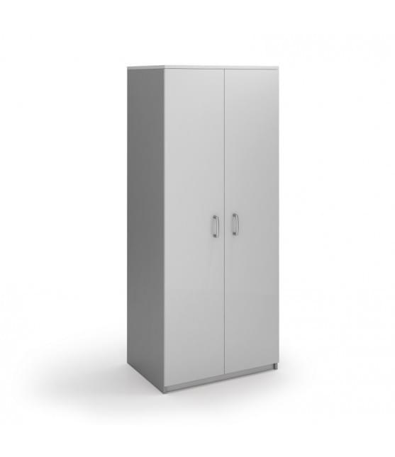 Шкаф для одежды с горизонтальной штангой