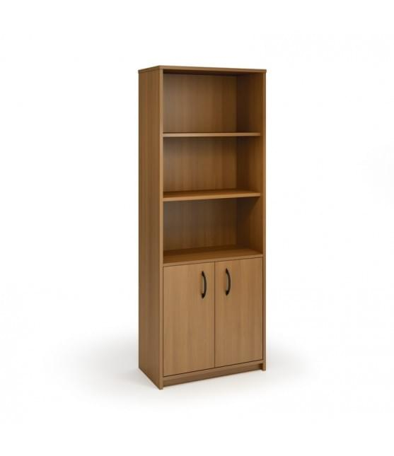 Шкаф высокий полузакрытый