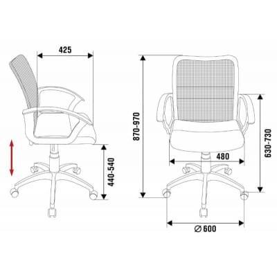 Кресло CH-590SL