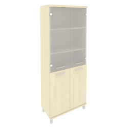 Шкаф со стеклом KST-1.2  801*432*2060