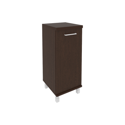 Шкаф низкий узкий KSU-3.1лев  801*432*958