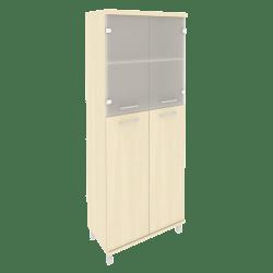 Шкаф со стеклом KST-1.7  801*432*2060