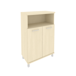 Шкаф средний с нишей  KST-2.1  801*432*1260