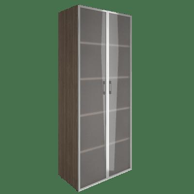 Шкаф со стеклом в раме LT-ST 1.10R  800х450х1990