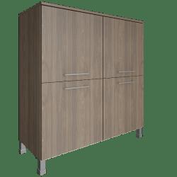 Шкаф четырехсекц.  LT-SD1.1   1094х450х1168