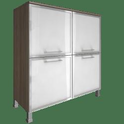 Шкаф четырехсекц.  LT-SD1.2R 1094х450х1168