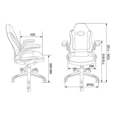 Кресло VIKING-1N