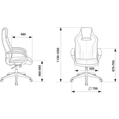 Кресло VIKING-3 AERO