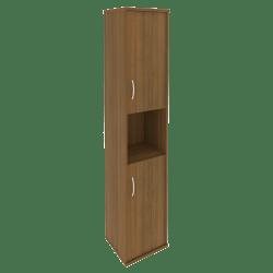 Шкаф узкий с нишей А.СУ-1.5. Л/Пр 404х365х1980
