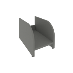 Подставка под системный блок А.СБ-1 280х450х300