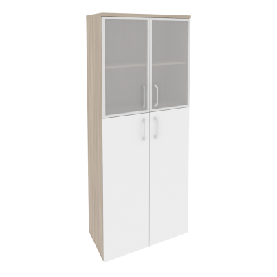 Шкаф высокий широкий  O.ST-1.7R 800*420*1977