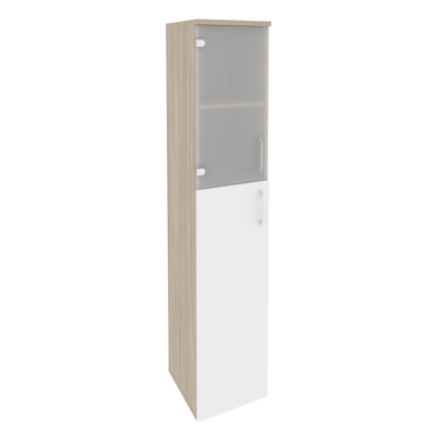 Шкаф высокий узкий O.SU-1.7 Л/Пр  400*420*1977