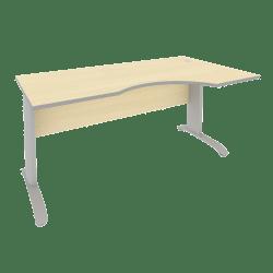 Стол письменный ПЛ.СА-1 Л/Пр 1600х900х750