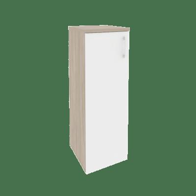 Шкаф средний узкий O.SU-2.3 Л/Пр 400*420*1207