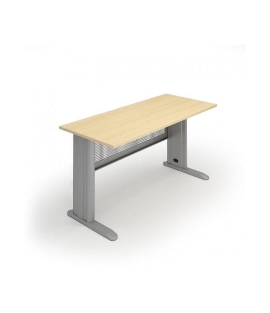 Стол рабочий на металлокаркасе 160х70х75