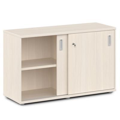 Шкаф закрытый купе V-68 1200x440x750