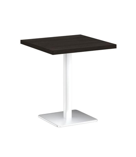 Стол на металлической опоре V-103